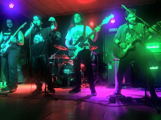 Mad Dogs, Imagenes de Bandas de Metal & Rock Colombianas
