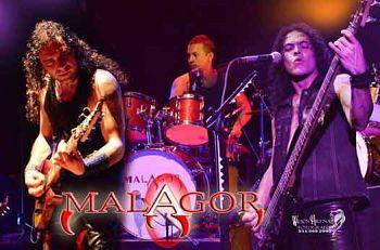 Malagor, Bandas de Heavy Metal de Pereira.