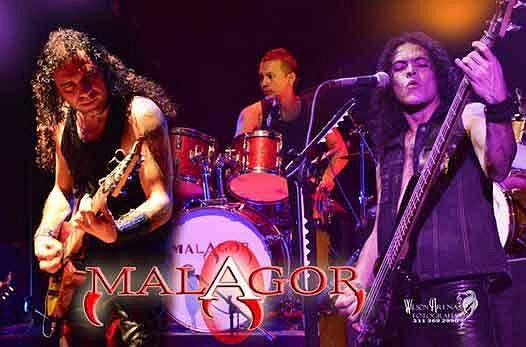 Malagor, Imagenes de Bandas de Metal & Rock Colombianas