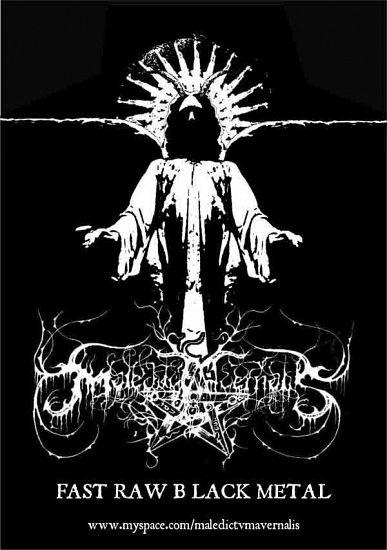 Maledictvm Avernalis, Imagenes de Bandas de Metal & Rock Colombianas