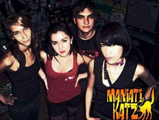 Maniatikatz, Imagenes de Bandas de Metal & Rock Colombianas