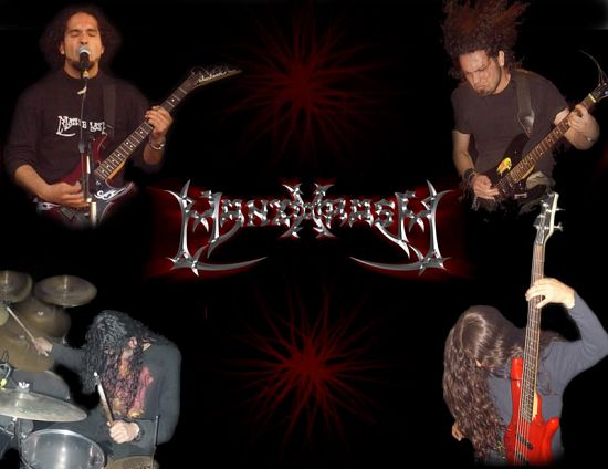 Manthrash, Imagenes de Bandas de Metal & Rock Colombianas