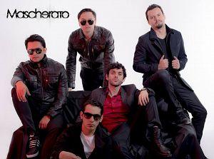 Mascherato, Bandas de Rock de Bogotá.