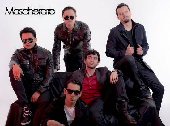 Mascherato, Imagenes de Bandas de Metal & Rock Colombianas