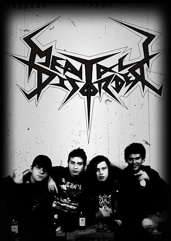 Mental Disorder, Imagenes de Bandas de Metal & Rock Colombianas