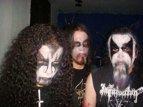 Mephiztophel, Imagenes de Bandas de Metal & Rock Colombianas