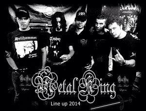 Metal King, Bandas de Heavy Metal de Medellin.