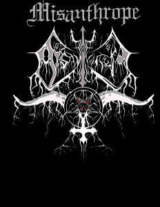 misanthrope Bandas de black metal