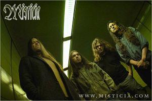 misticia Bandas de metal