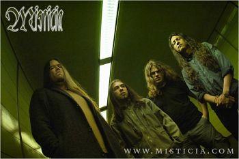 Misticia, Bandas de Metal de Alemania, Espana.