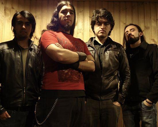 Morkblod, Imagenes de Bandas de Metal & Rock Colombianas