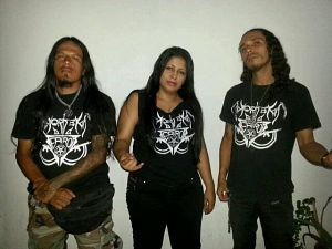 Morten Terror, Black Metal de Cali.