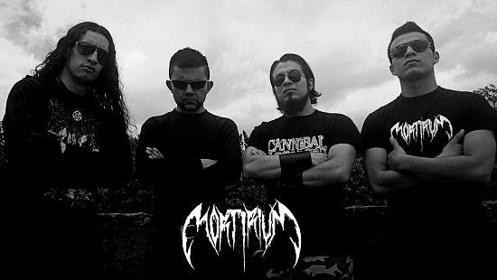 Mortirium, Imagenes de Bandas de Metal & Rock Colombianas