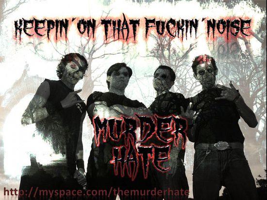 Murder Hate, Imagenes de Bandas de Metal & Rock Colombianas