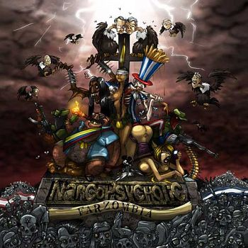 Narcopsychotic, Bandas de HardCore, Metal, Punk, Rock de Bogotá.