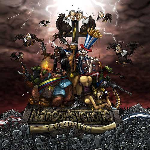 Narcopsychotic, Imagenes de Bandas de Metal & Rock Colombianas