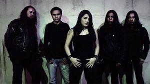 Nataly Kruger, Bandas de Melodic Metal de Bogotá.