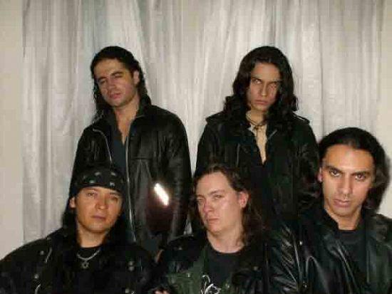 Nazir, Imagenes de Bandas de Metal & Rock Colombianas