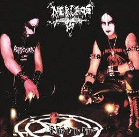 Nebiros, Bandas de Black Metal de Medellin.