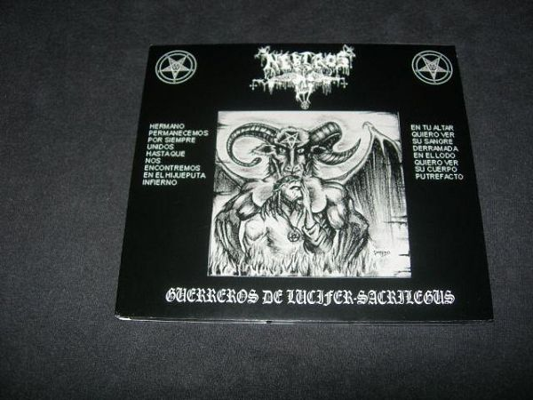 Nebiros, banda de Black Metal