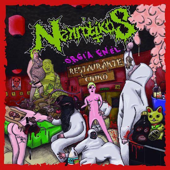 Necroticos, Imagenes de Bandas de Metal & Rock Colombianas