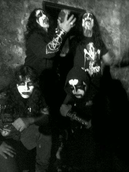 Nekrobutcher, Imagenes de Bandas de Metal & Rock Colombianas