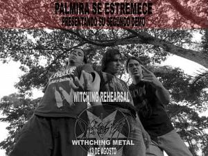 Nemesis, Witching Metal de Palmira  .