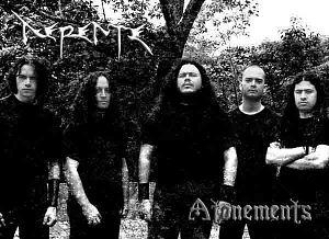 nepente Bandas de death black metal