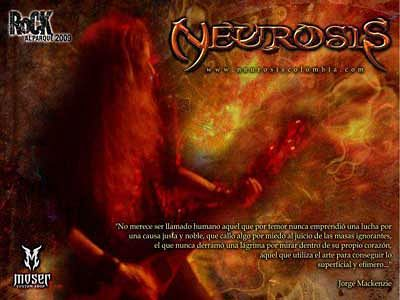 Neurosis Inc, Imagenes de Bandas de Metal & Rock Colombianas