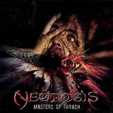 Neurosis Inc Metal Colombia, Caratula de Masters Of Thrash