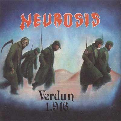 Neurosis Inc Metal Colombia, Caratula de Verdun 1916