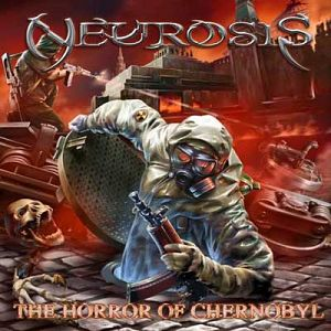 Neurosis Inc Metal Colombia, Portada del disco The Horror Of Chernobyl