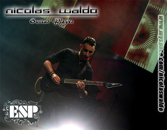 Nicolas Waldo, Imagenes de Bandas de Metal & Rock Colombianas