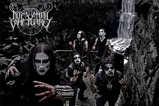 Nocturnal Sanctuary, Imagenes de Bandas de Metal & Rock Colombianas