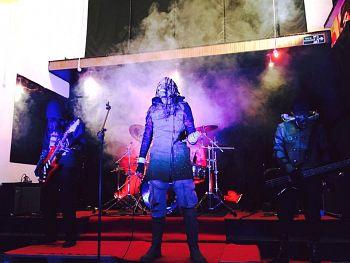 No Humano, Bandas de Punk Industrial de Bogota.