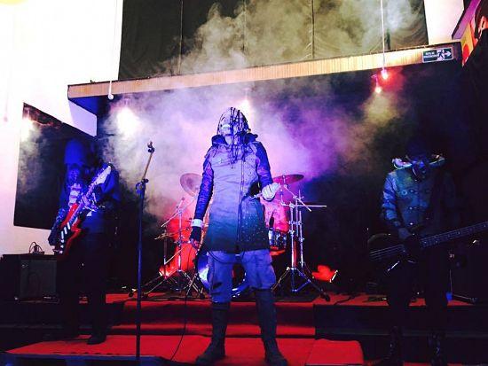 No Humano, Imagenes de Bandas de Metal & Rock Colombianas