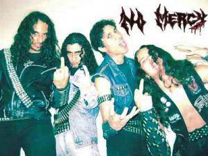 No Mercy, Thrash Metal de Medellin.