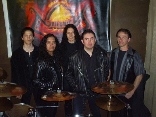 Novilunion, Imagenes de Bandas de Metal & Rock Colombianas