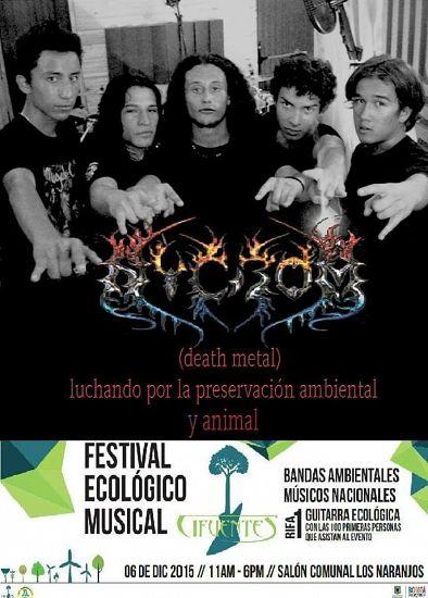 Nycrom, Imagenes de Bandas de Metal & Rock Colombianas