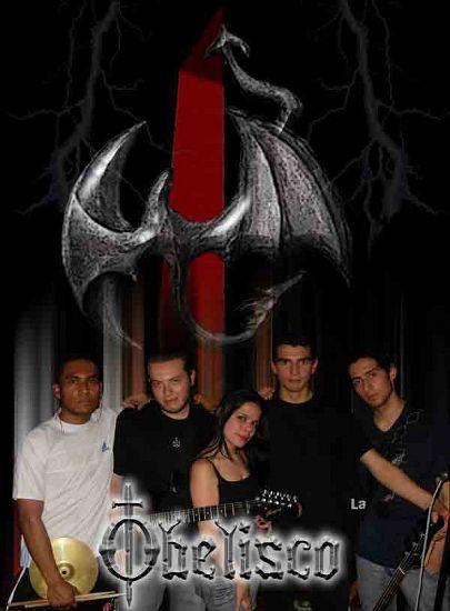 Obelisco, Imagenes de Bandas de Metal & Rock Colombianas
