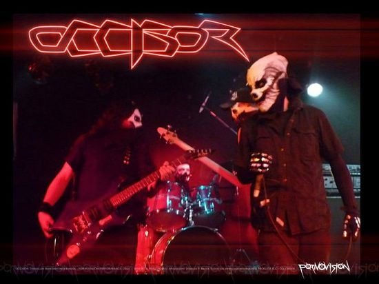 Occisor, Imagenes de Bandas de Metal & Rock Colombianas