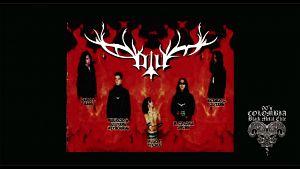 odium Bandas de Black Metal Colombianas