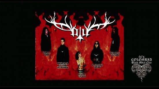Odium, Imagenes de Bandas de Metal & Rock Colombianas
