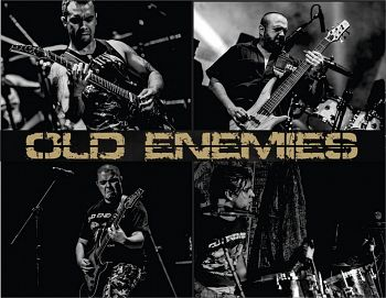 Old Enemies, Bandas de Sludge, Stoner Metal de Tulua.