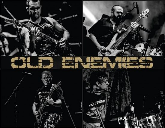 Old Enemies, Imagenes de Bandas de Metal & Rock Colombianas