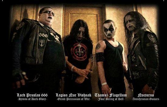 Pagan Abomination, Imagenes de Bandas de Metal & Rock Colombianas