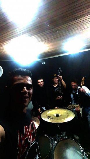 Periodo De Sangre, Imagenes de Bandas de Metal & Rock Colombianas