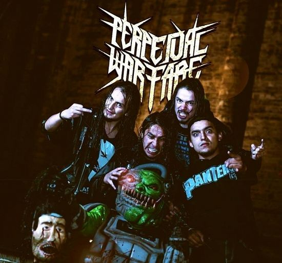 Perpetual Warfare, Imagenes de Bandas de Metal & Rock Colombianas