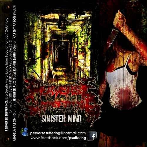 Perverse Suffering, Imagenes de Bandas de Metal & Rock Colombianas