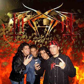 Piranha Medellin, Bandas de Thrash Metal de Medellin.